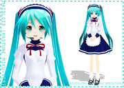 MAIDLOID HASTUNE MIKU .VER