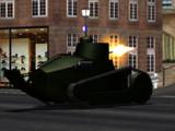 黎明期戦車道