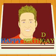 ビリー兄貴の誕生日
