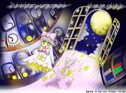 月の姫ちゃんとねこと Day10