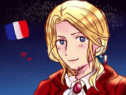 フランスお兄さんお誕生日おめでとう!!