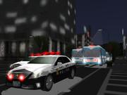 MMD警察、緊急出動!