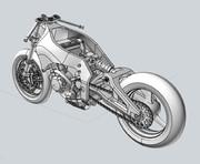 とあるバイク WIP 2013/07/14