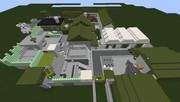 【Minecraft】AVAのマップを再現してみた Dual Sight編