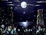 月のしずく