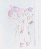 完全勝利したニンフィアさんBB.pokemonXY
