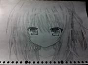 【ロリコン歓喜】ロウキューブのもっかん描いた(`・ω・´)