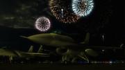【第二回MMD航空祭】Fireworks