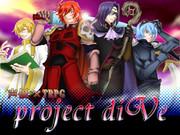 project diVe『TRPG』 描いてみた