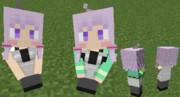 Minecraft「結月ゆかりさんの魔法科高校の劣乳生」