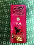 切り絵 進撃の巨人(iPod)