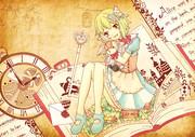 GUMI...Alice