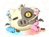 祝!ぶたボット3周年