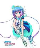 異世界の蒼い妖精~蒼姫ラピスコラボ♪