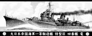 駆逐艦 電