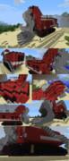 O&K Terex RH400(油圧ショベル) Minecraft