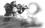 DRS-11 リッツウィング 水上戦