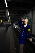 [MMD] 新幹線駅スペシヤル #3