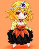 大妖精のソードワールド2.0 支援絵その20(ミノリ王女)