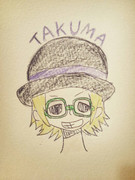 TKUMAさんです(#^.^#)。