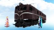 【配布】EF58っぽい機関車α版