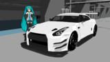 【MMD】日産 GT-R NISMO GT3