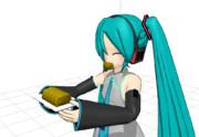 【MMDモデル配布あり】卵焼き【甘いのと辛めのとどっちが好き?】