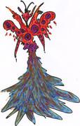 奇妙な生物-16(カラー版)