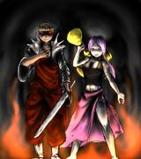 邪王とハバネロ