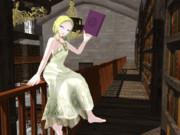 MMDSS「本が好きな女」(SS=ショートストーリー)