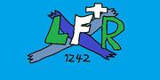 LF+R ロゴ