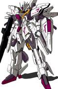 RX-107  ゼスタガンダム (手直し最終稿)
