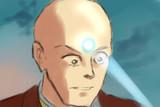 「ラピュタは・・・この光の・・・・・あれっ・・・」