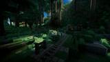 【Minecraft 】 廃トンネル