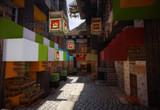 【Minecraft】オルタンシア・商店街
