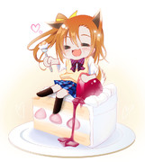 穂乃果ちゃんお誕生日おめでとう♪