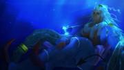 溶けた海の底