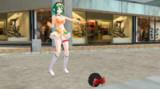 【MMD】かもめ町でダンス中のGUMIちゃんに・・・?