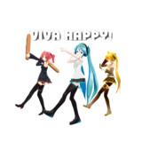 【GIFアニメ】 Viva Viva!