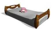 【MMD】ベッド【配布】