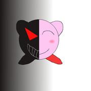 闇カービィ
