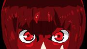 QB eyes アルミン