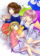 夏コミ新刊表紙【ぷよぷよ】