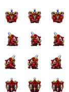 SDセイバーガンダム【RPGツクールVX】