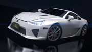 トヨタ LexusLFA