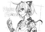 【C84】 inoretta 「Plastic Holy / Menace」…のイメキャラ(仮)