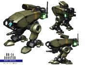 MMD用BH-14 ルースター・ヴァンツァーセット