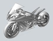 とあるバイク WIP 2013/08/10