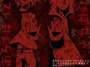 怖いお二人(あろまほっとさん&かぼちゃさん)