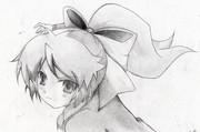 帰国子女で断崖絶壁ことバカテスの島田美波を描いてみたらこうなった